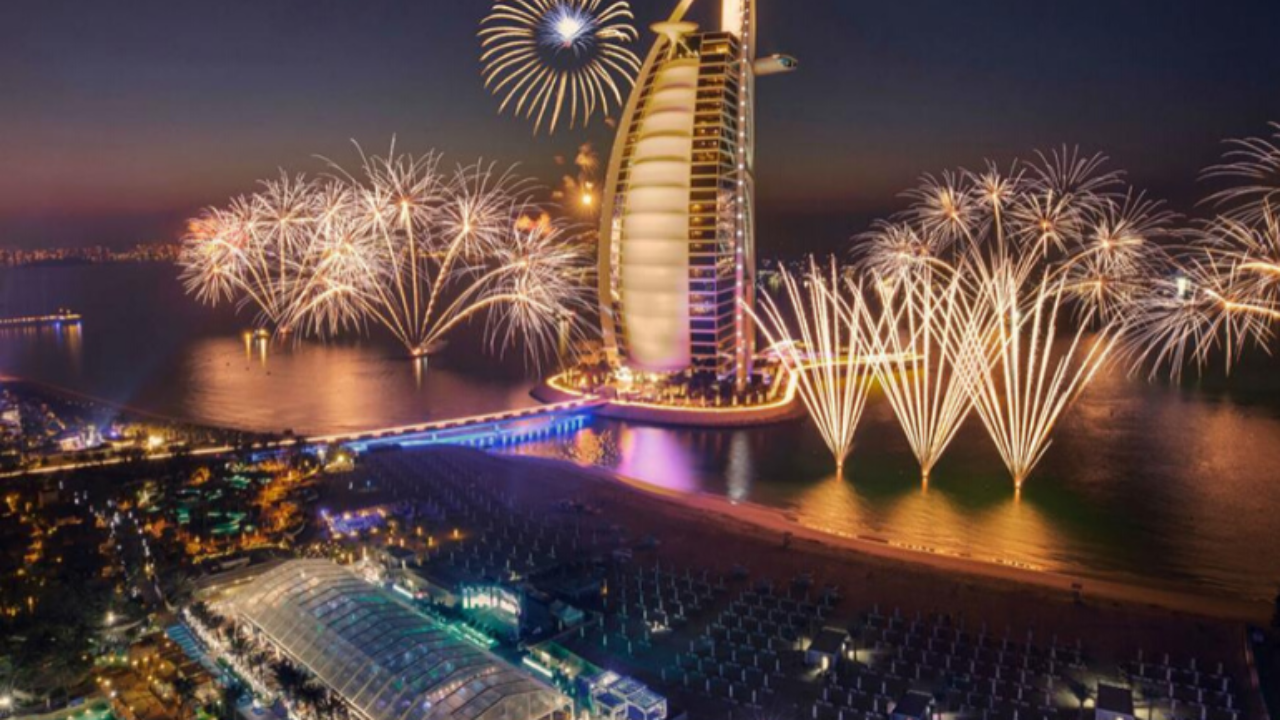 New Year's Eve: The Great Gatsby Le Meridien Dubai