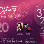 New Year's Eve Under the Stars