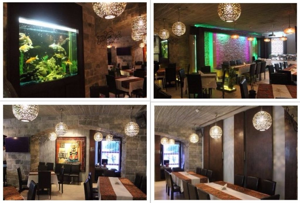 Elegant Ambience - NH17 Restaurant Review - Dubai UAE