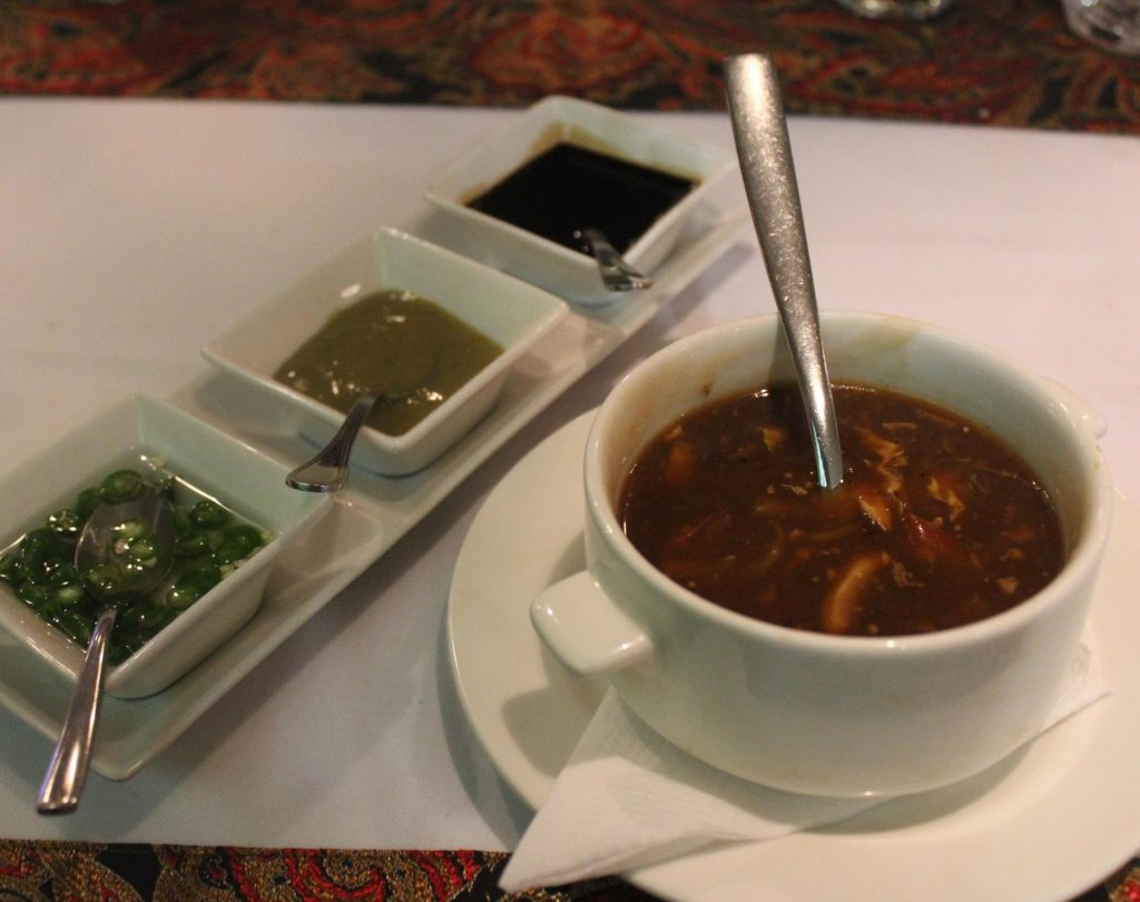 Chicken Soup - NH17 Restaurant Review - Dubai UAE