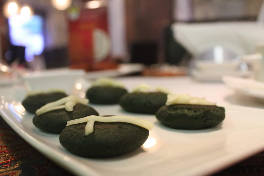 Palak ki Galowti - NH17 Restaurant Review - Dubai UAE
