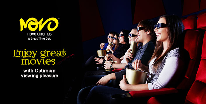 Novo Cinemas Dragon Mart 2, Dubai – Cinema Theaters in Dubai, UAE