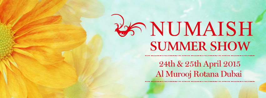 Numaish Summer Show and Talent Hunt 2015 in Dubai, UAE