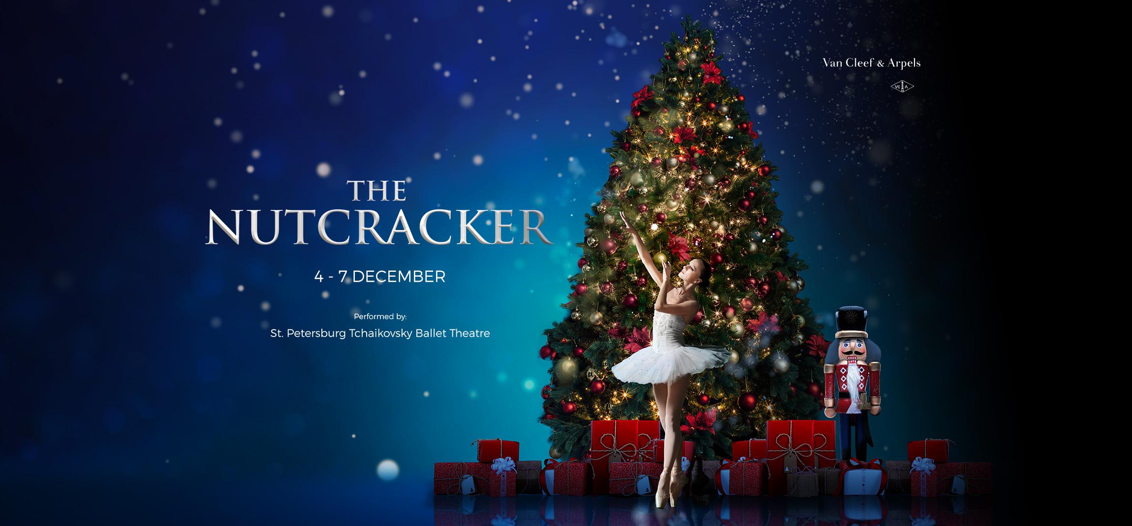 The Nutcracker Ballet at Dubai Opera 2019