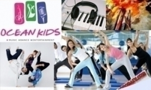 Ocean kids in Dubai | Ocean kids arts institute in Dubai, UAE
