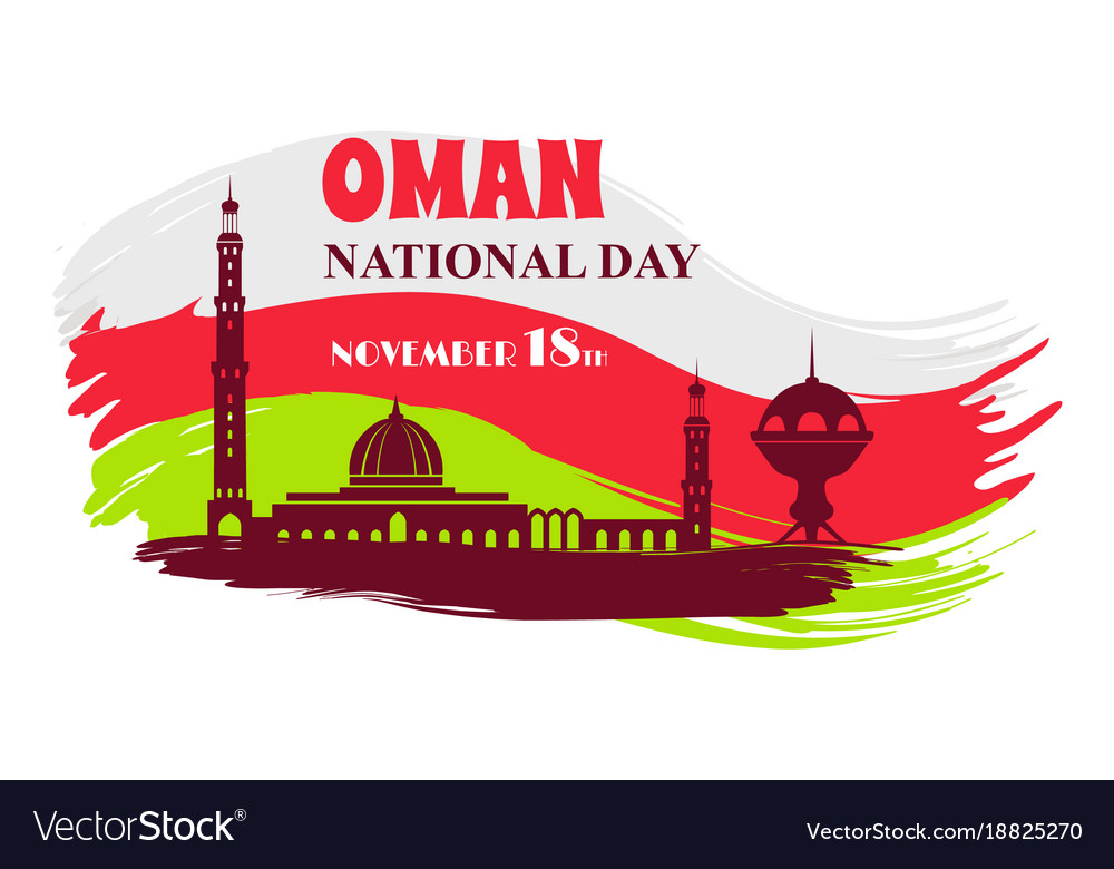 Oman National Day 2019