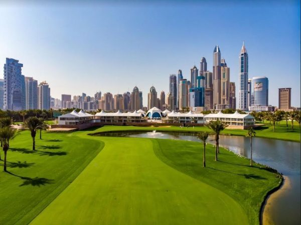 Omega Dubai Desert Classic on Jan 23rd – 26th at Emirates Golf Club