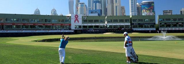 Omega Dubai Desert Classic 2017