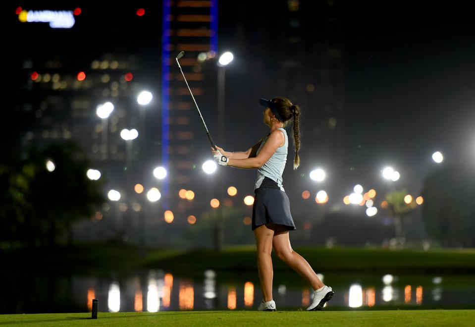 OMEGA Dubai Moonlight Classic Dubai 2020