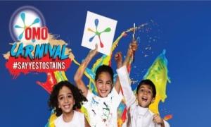 OMO Carnival 2015 in Dubai, UAE