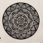 Online Workshop: Mandala Drawing