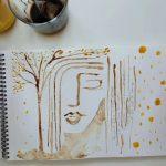 Online Workshop: Watercolour Doodle Art