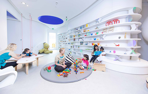 Ora Nursery Of The Future in Dubai