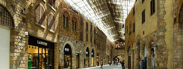 The Outlet Village – Place to Visit in Dubai, UAE.