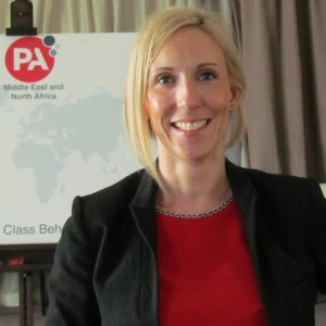 BUSINESS EDITOR: PA CONSULTING GROUP MIDDLE EAST AND NORTH AFRICA ANNOUNCES TWO SENIOR TRANSPORT EXPERTS