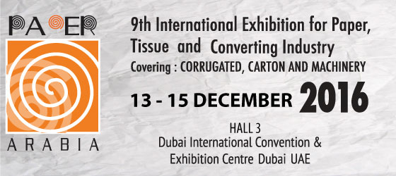 Paper Arabia 2016 – Events in Dubai, UAE.