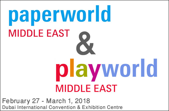 Paperworld Middle East 2018 in Dubai, UAE – Events in Dubai, UAE