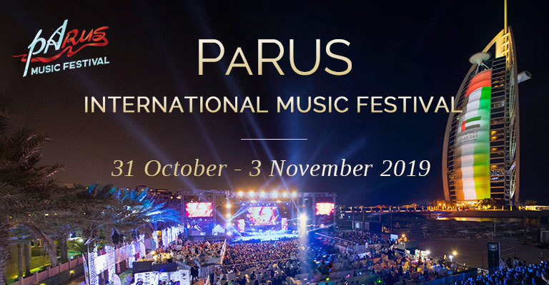 PaRUS Music Fest  Dubai 2019