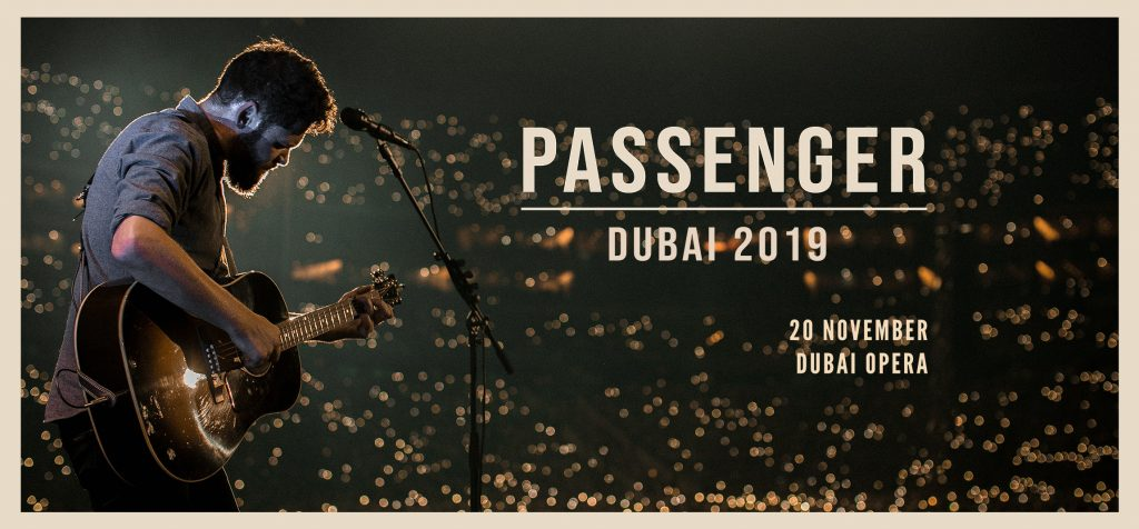 Passenger at Dubai Opera House 2019