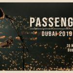 Passenger at Dubai Opera House 2019