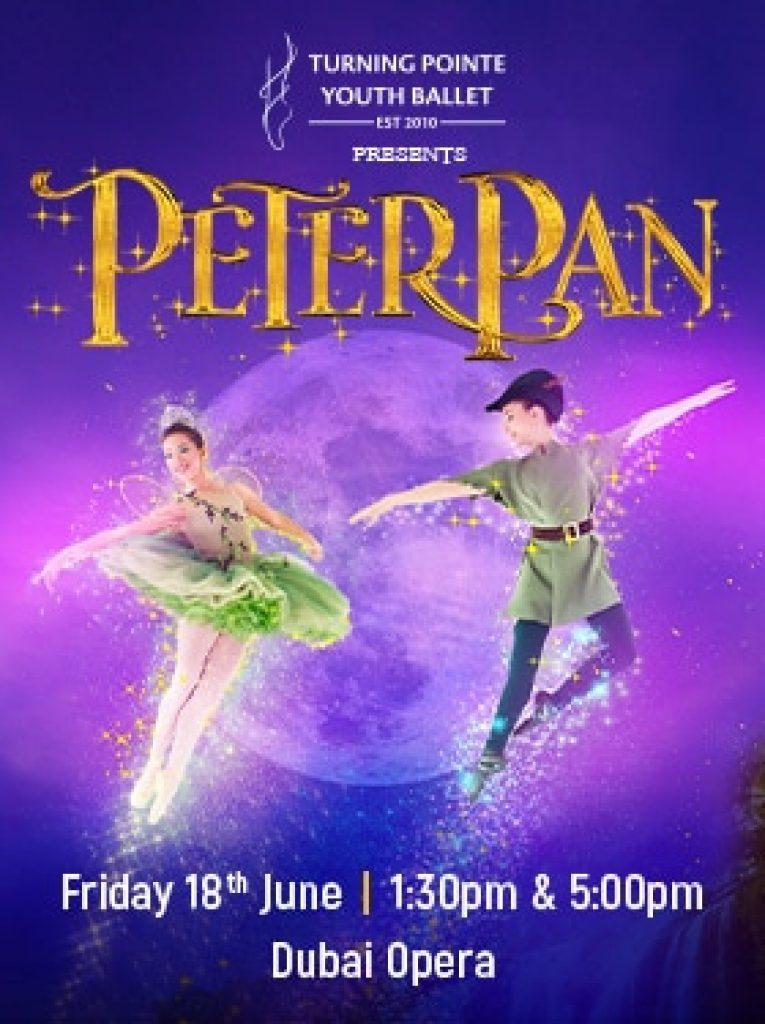 Peter Pan at Dubai Opera - 2021 Event in Dubai, UAE
