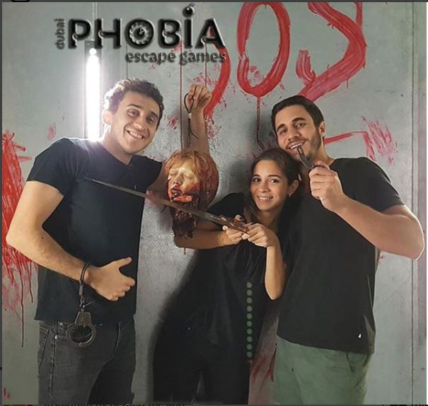 Phobia Dubai Escape Rooms – Scary & Thrilling Live Games in Reality