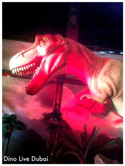 Dino Live Dubai