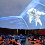 Planetarium360 in Dubai | Worlds largest mobile planetarium in Dubai, UAE
