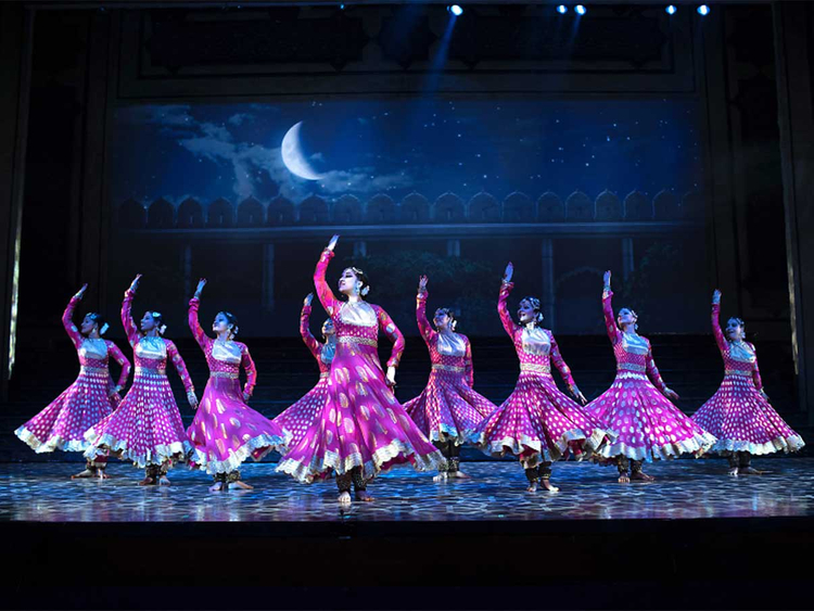Play: Mughal-e-Azam on Jan 30th – Feb 1st at Dubai Opera