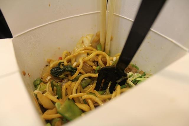 Praxs Restaurant UAE - Review - Soba Noodles
