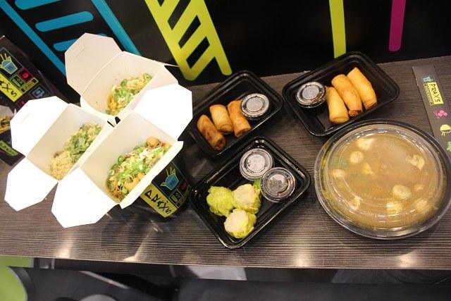 Praxs Restaurant Dubai, UAE - Review - Delicious Food