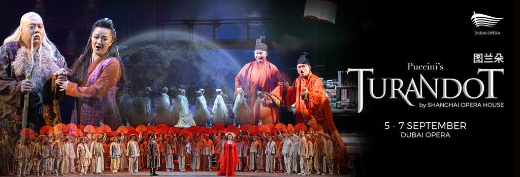 Puccini's Turandot at Dubai Opera
