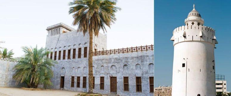 Qasr Al Hosn Ancestral Home Of The Sheikh Al Nahyan Abu Dhabi