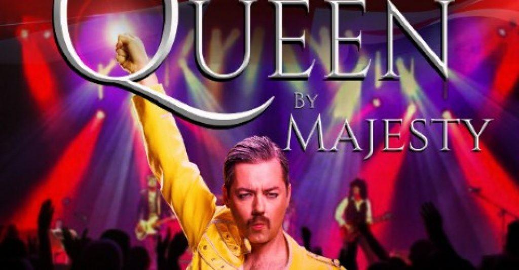 Queen by Majesty Theatre Show Dubai