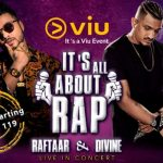 Raftaar and Divine live Dubai 2019