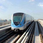 Ramadan 2019 metro timing in Dubai