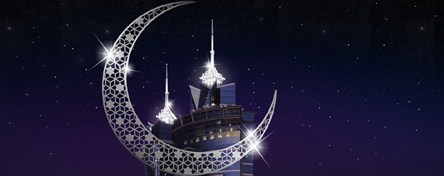 Ramadan at JW Marriot Marquis Dubai – Place to visit in Dubai, UAE.