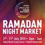 Ramadan Night Market 2015 | Events in Dubai, UAE