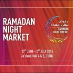 Ramadan Night Market 2016