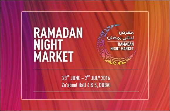 Ramadan Night Market 2016 - Events in Dubai, UAE