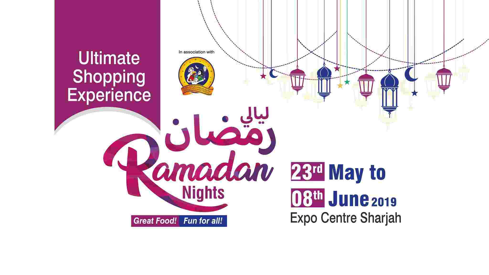 Ramadan Nights at Expo Centre Sharjah 2019