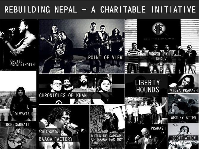 Rebuilding Nepal - A Charitable Initiative | Events in Dubai