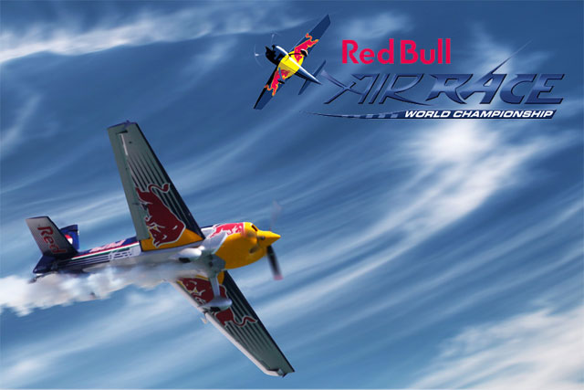 Red Bull Air Race 2016 – Events in Abu Dhabi, UAE.