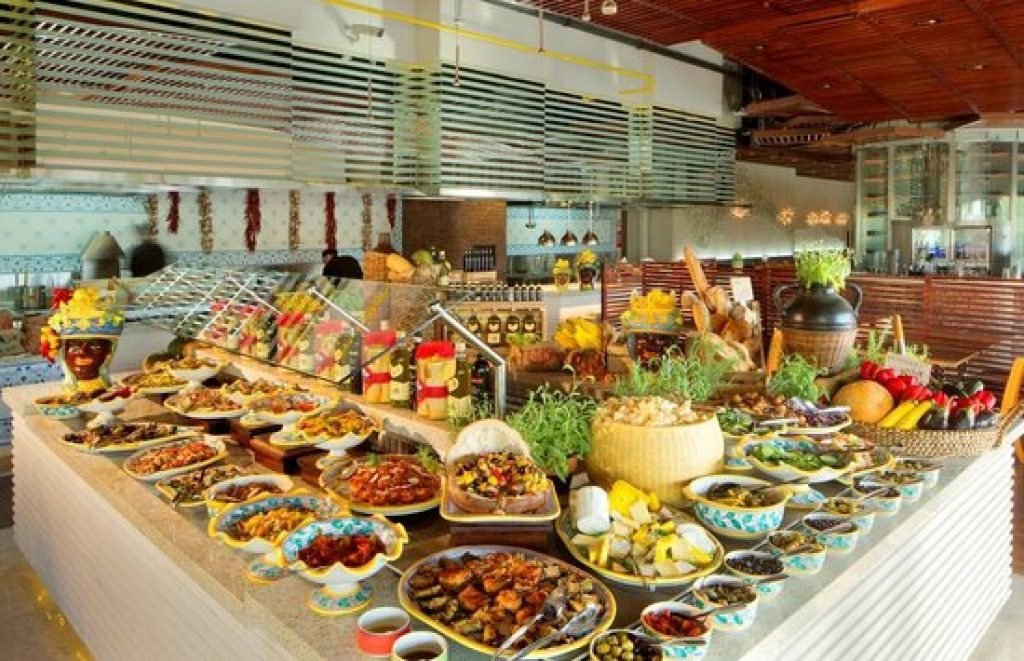 Restaurants serving Buffet in Dubai United Arab Emirates