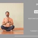 Restorative Yoga with Elie