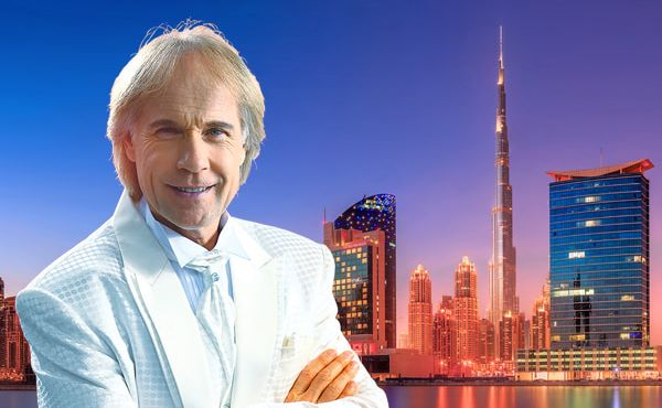 Richard Clayderman on Mar 1st at Dubai Opera