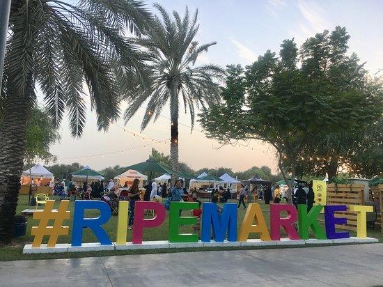 Ripe Market at Academy Park Dubai 2020