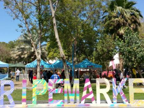 Ripe Market Events in Dubai 2018 at Al Barsha Pond Park & Zabeel Park