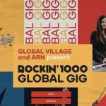 Rockin' 1000 Global Gig