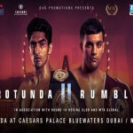 Rotunda Rumble Dubai